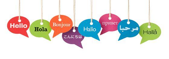 Gestion multilingue d'un site web
