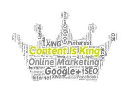 content marketing :